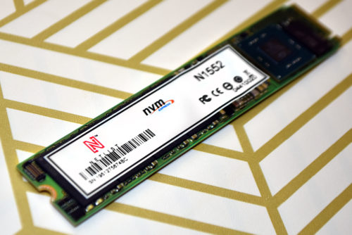 Netlist NS1552 NVMe M.2 SSD Review