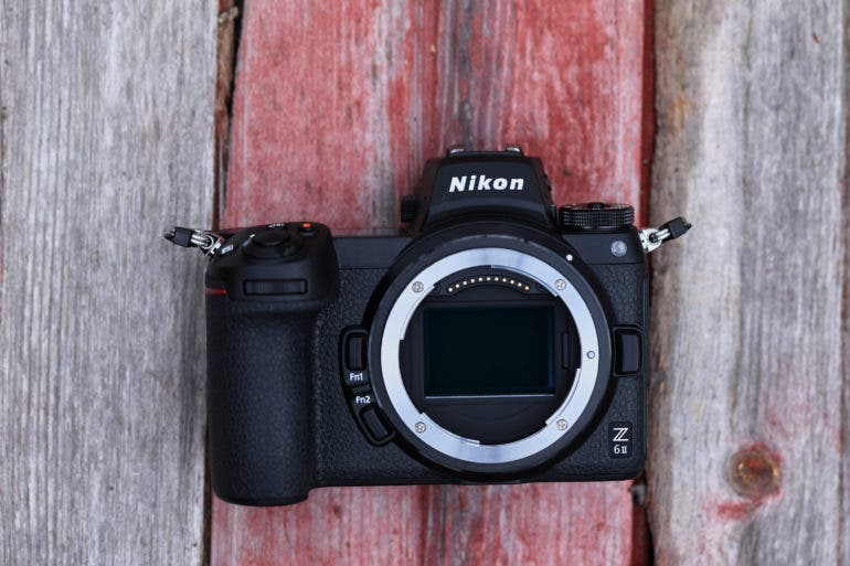 Nikon Is the Latest Camera Maker to Switch Into Sustainability Mode