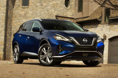 2021 Nissan Murano Review
