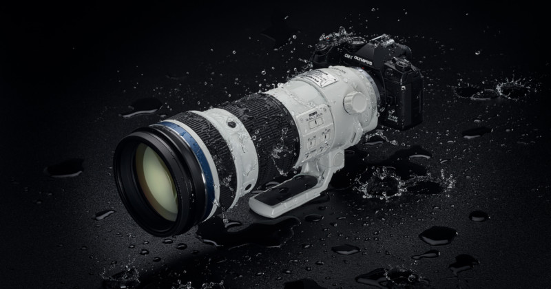 Olympus 150-400mm f4.5 Pro Review