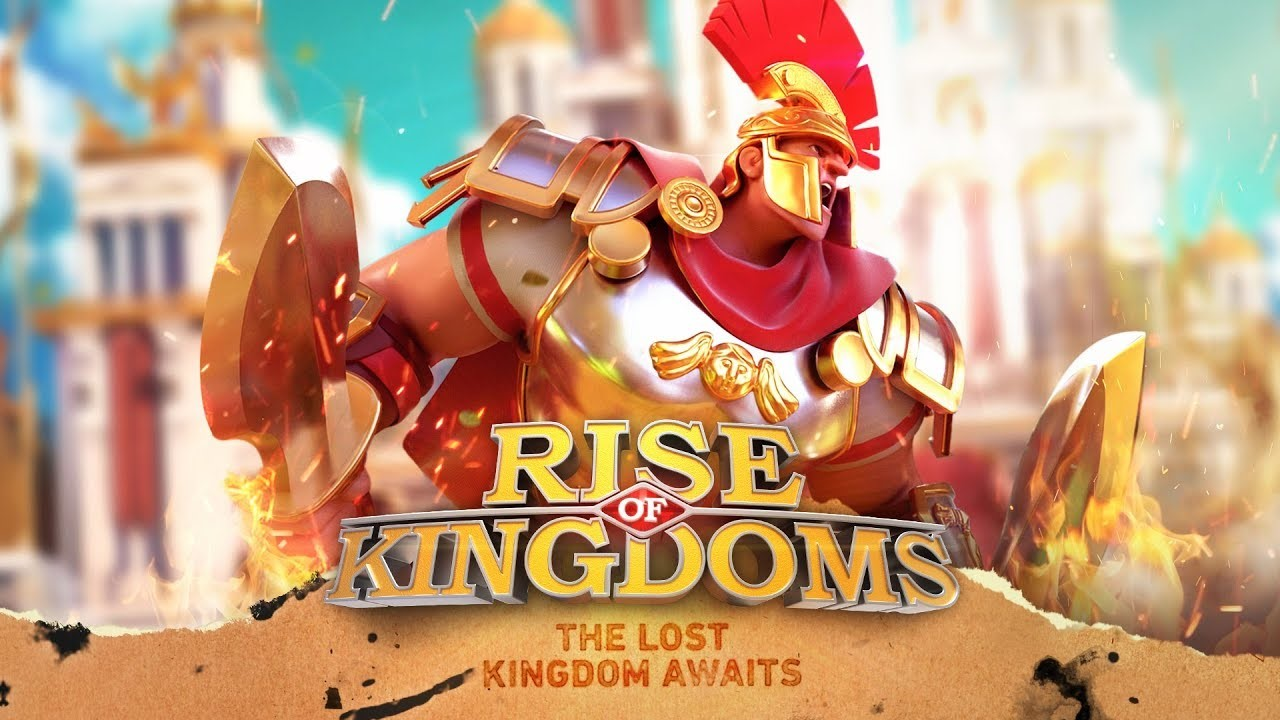 Rise of Kingdoms game