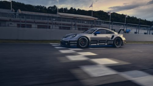 2021 Porsche 911 GT3 Cup: Ready for the checkered flag
