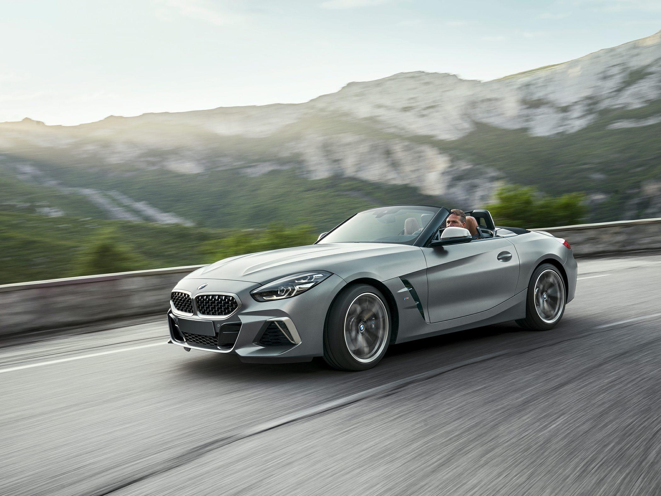 2021 BMW Z4