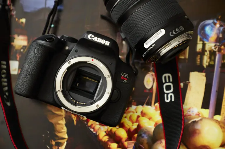 A New Canon EOS Rebel R That's Cheaper Than the RP Could Hit In 2021