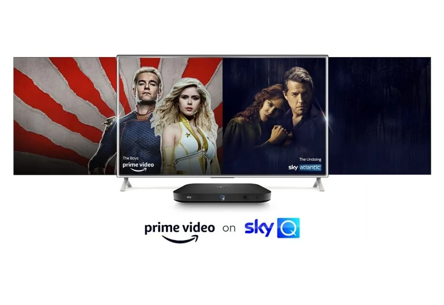 Sky Q customers can now enjoy Amazon Prime Video in 4K HDR