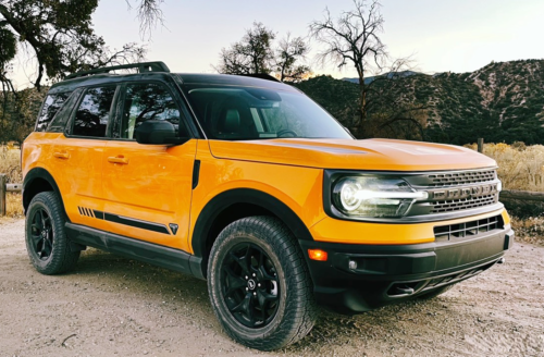 2021 Ford Bronco Sport First Drive Review: Shockingly Capable