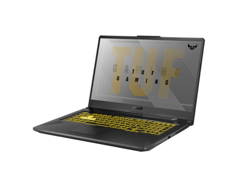 Asus TUF Gaming laptop with tasty combo of AMD Ryzen 7 5800H APU and Nvidia RTX 3060 Mobile GPU appears on German retailer site