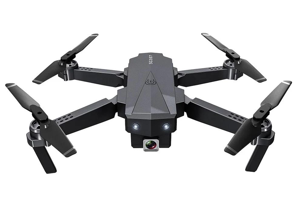 SG107 4K HD Foldable Mini Drone APP Control Indoor RC Quadcopter