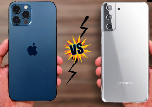 Samsung Galaxy S21 Plus vs. iPhone 12 Pro camera comparison— which takes better photos? (leak)