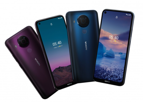 Nokia 5.4 announced – Snapdragon 662 for €189