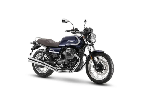 Moto Guzzi Announces All-New 2021 V7