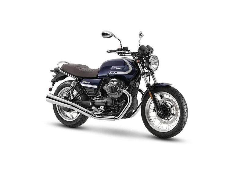 Moto Guzzi Announces All-New 2021 V7
