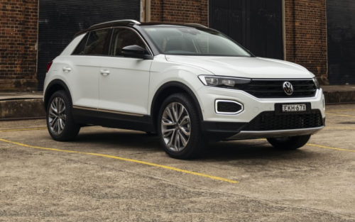 2021 Volkswagen T-Roc 110TSI Style review: Australian first drive