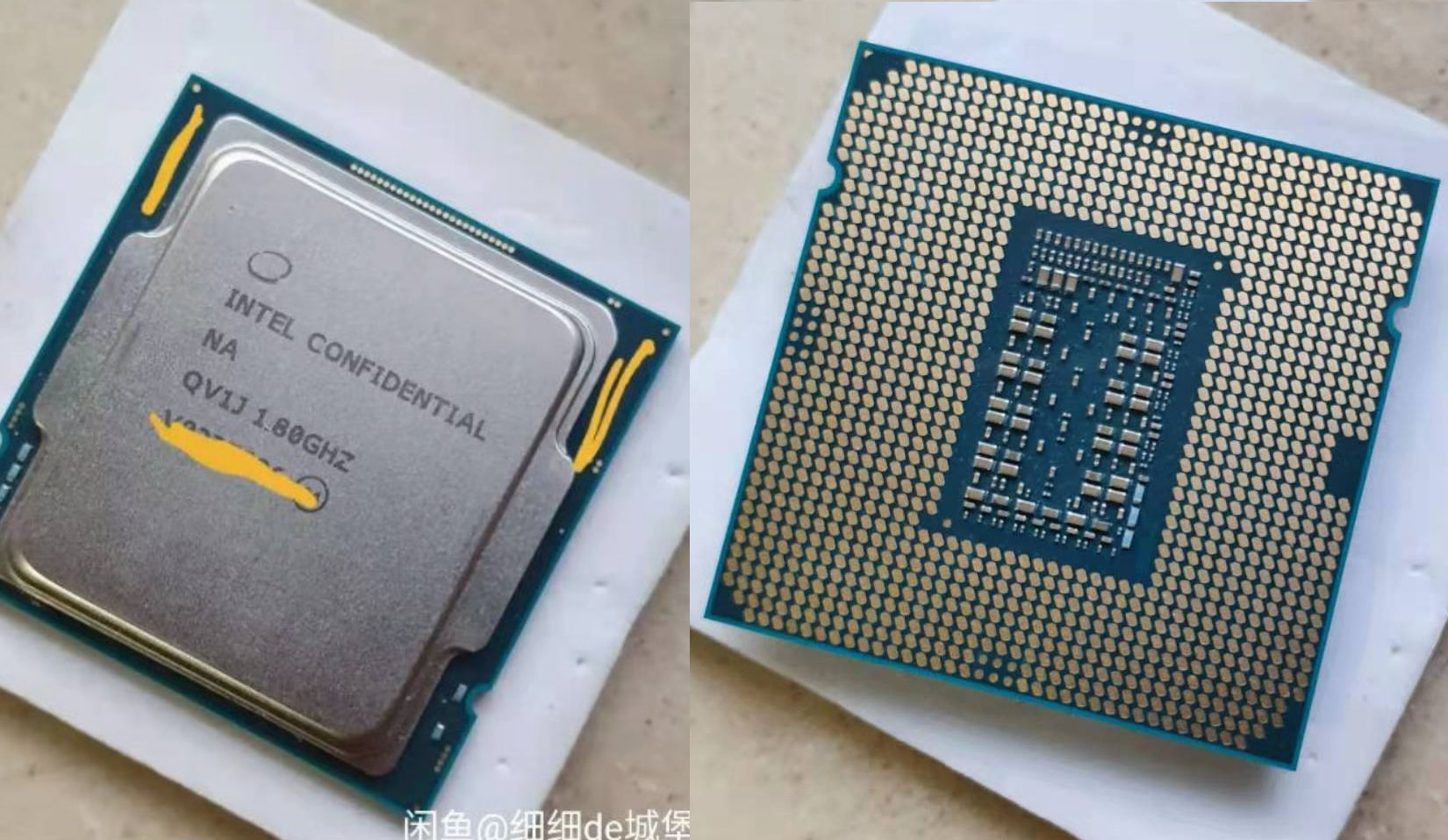 Intel Core i9-11900 matches the Intel Core i9-10900K in single-threaded tests according to leaked benchmarks
