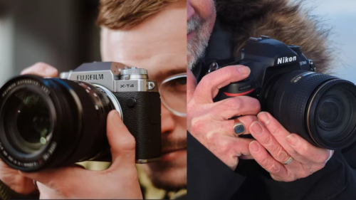 DSLR vs mirrorless cameras in 2020: which type is best? We help you choose