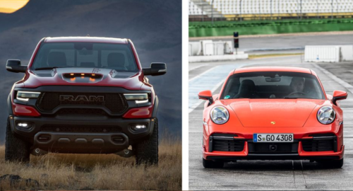 Our 10 Favorite Cars We Drove in 2020