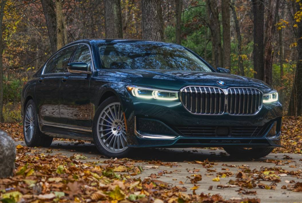 2020 BMW Alpina B7 Review – Speed and Scarcity