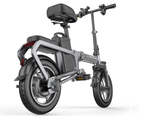 ENGWE X5S Review – Chainless Folding Electric Bike