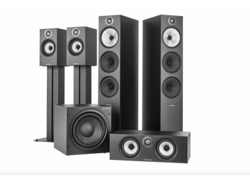 Bowers & Wilkins 600 S2 5.1 Speaker Package Review