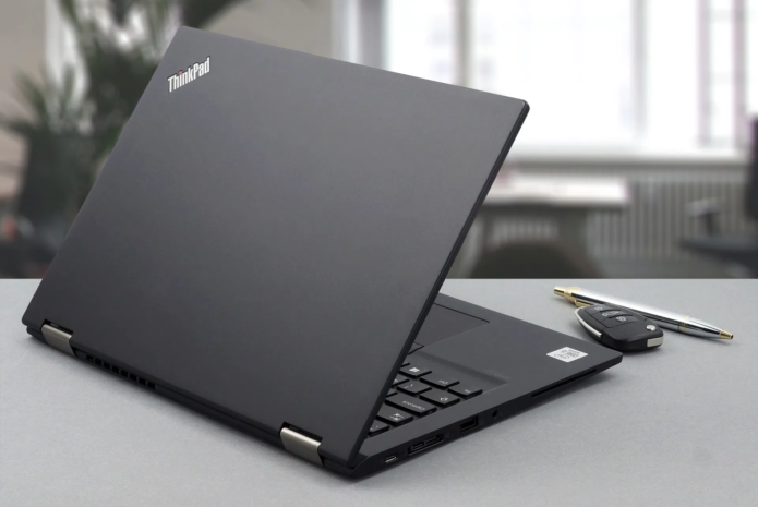 Lenovo ThinkPad X13 Yoga review – a business laptop with accurate colors and a lot of ports