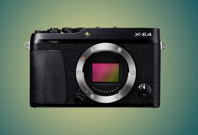 Fujifilm X-E4 will keep the same 26MP sensor, but could feature tilting screen