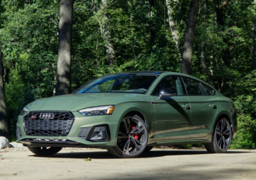 2020 Audi S5 Sportback Review – Balancing in the sweet-spot