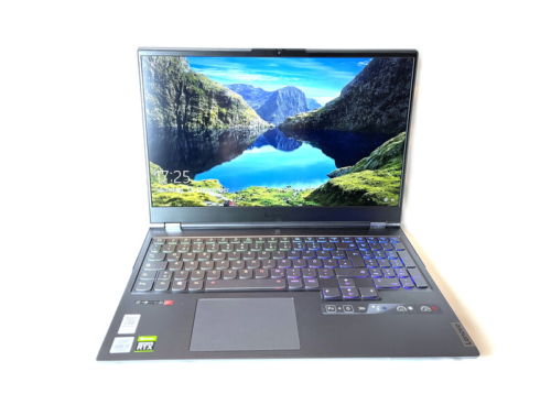 Lenovo Legion 7 15IMH05 (Legion 7i) Laptop Review: Top performance and display
