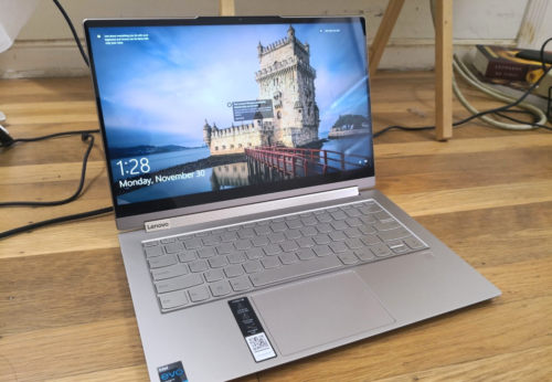 The Yoga 9i is Lenovo's fastest 14-inch convertible to date all because of Tiger Lake