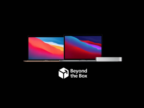 M1-powered 13-inch MacBook Pro, MacBook Air, Mac Mini now available at Beyond the Box