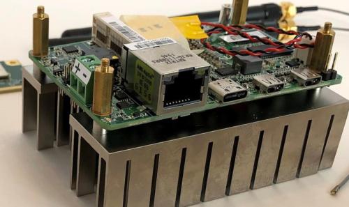 DFI GHF51 Single-Board Computer Hands-On