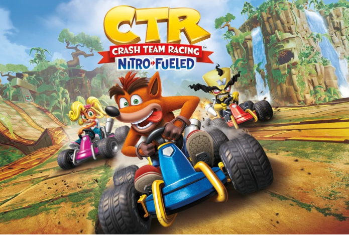 Crash Team Racing now free for Switch Online subscribers, but only for a week
