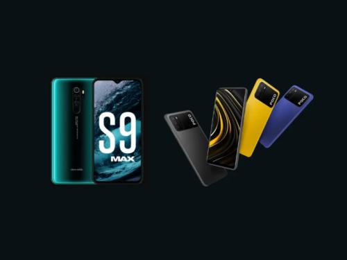 Cherry Mobile Aqua S9 Max vs POCO M3 specs comparison