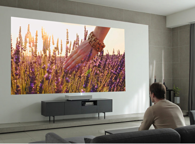 LG CineBeam 4K now official