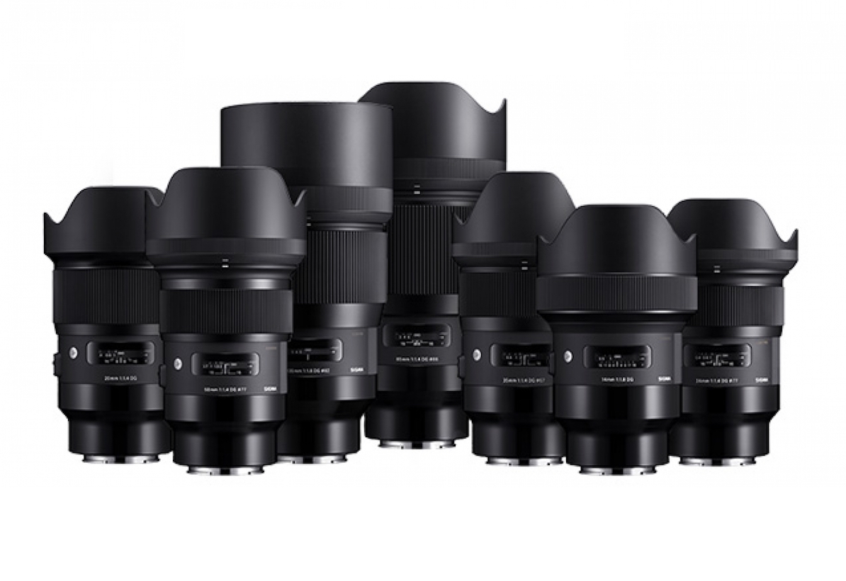 Sigma Lenses for Z-Mount and RF-Mount Mirrorless Cameras Coming in 2021