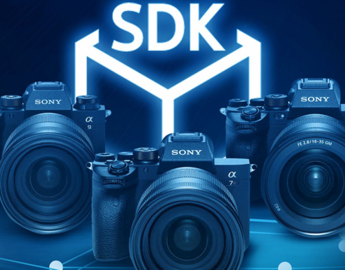 Sony announces new SDK for camera automation aimed at product photography
