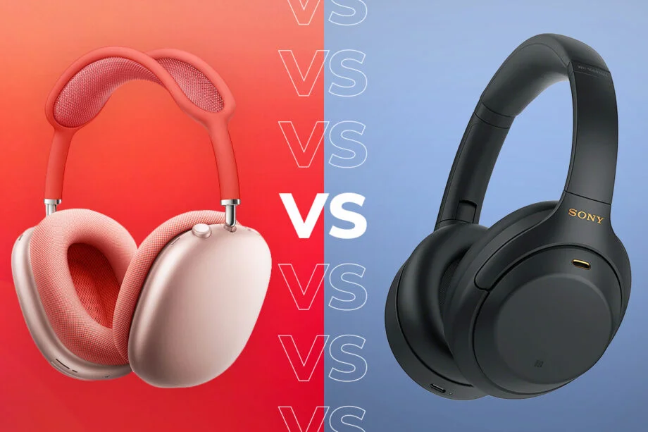 Apple AirPods Max vs Sony WH-1000XM4: which is the better option?