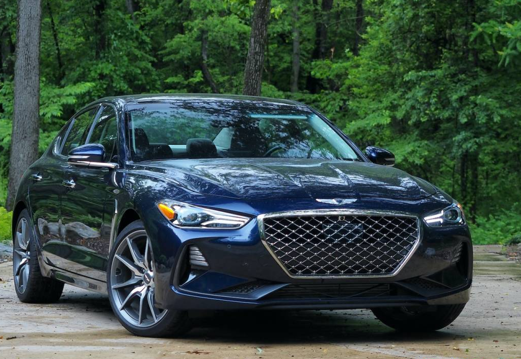 2020 Genesis G70 Review – Agent of Change