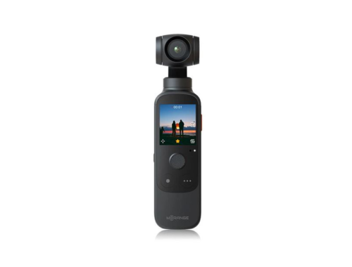 MORANGE M1 Pro Review – Handheld 3-Axis Gimbal Vlog Camera