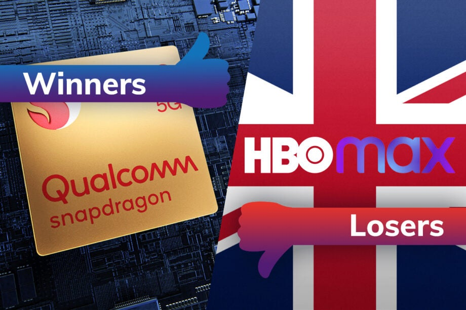 Winners and Losers: Snapdragon 888 stuns while HBO Max leaves UK market longing