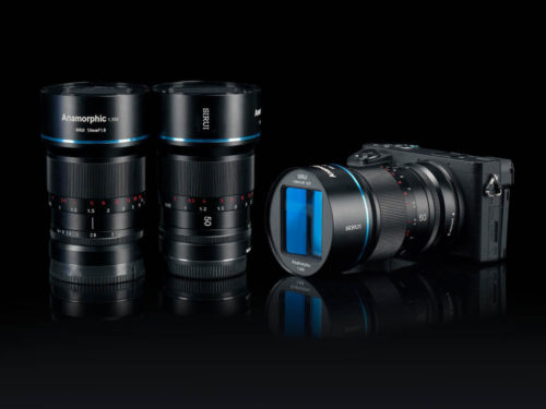 Sirui's announces 24mm anamorphic in multiple mounts