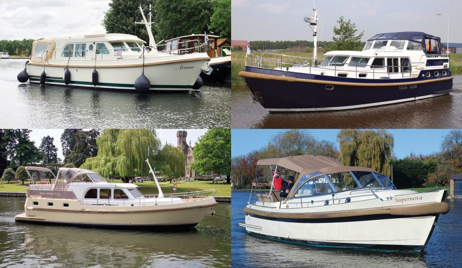 Secondhand boat buyers guide: 4 of the best riverboats for sale