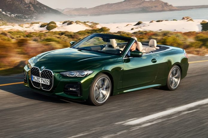 BMW 4 Series Convertible pricing and specs