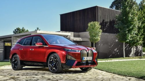 BMW boosts EV production goals as iX Tesla-rival SUV nears launch