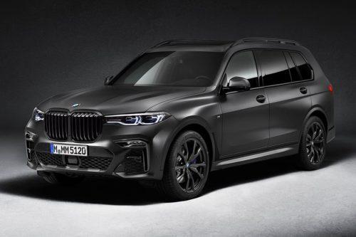 Dark Shadow cast over BMW X7