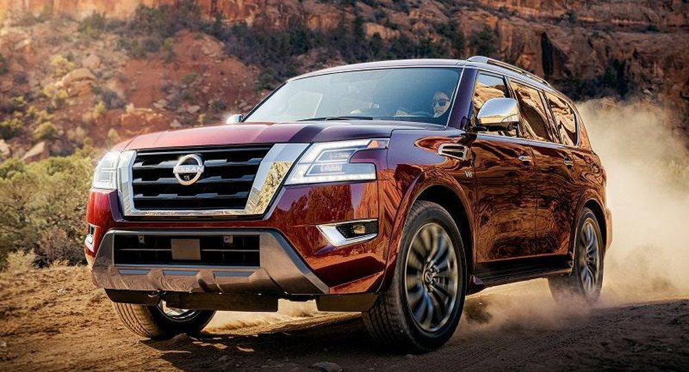 2021 Nissan Armada Review