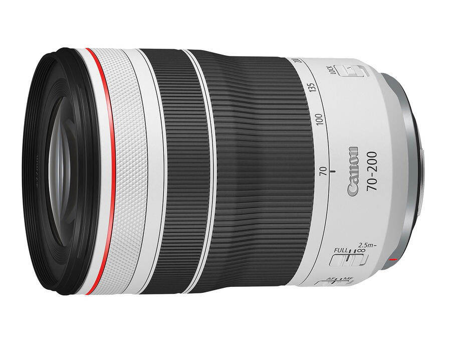 Canon RF 70-200mm f/4L IS USM Lens Delayed Until March 2021