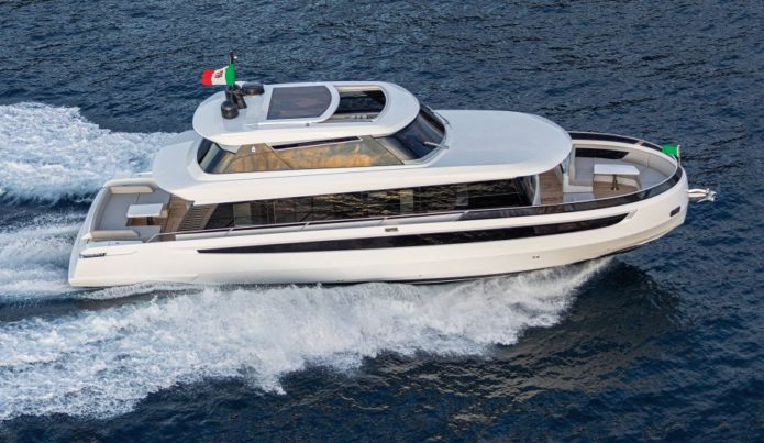 Cetera 60 first look: Revolutionary design puts the cabins on the main deck
