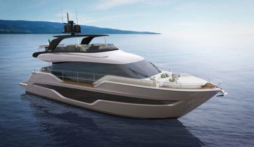 Cranchi 67 first look: Grande design brings superyacht style to this size bracket