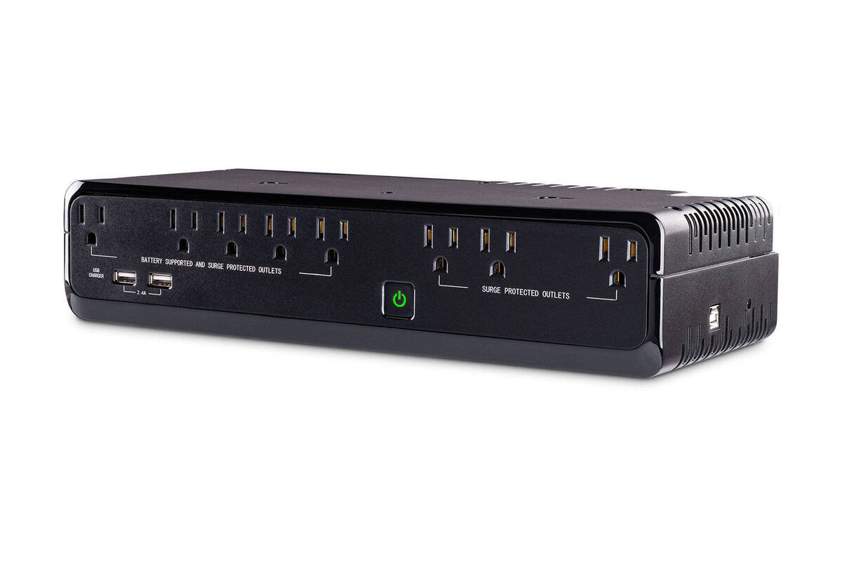 CyberPower SL700U standby UPS review