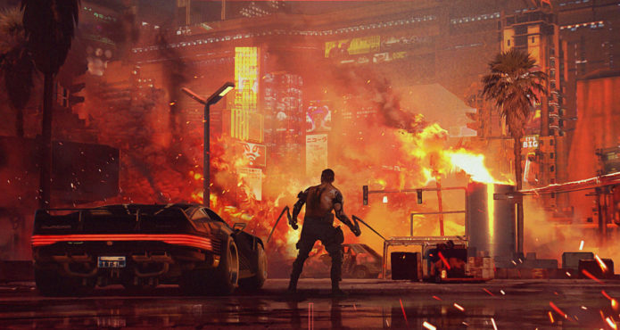 Couldn't buy a graphics card? Play Cyberpunk 2077 from the cloud on GeForce Now